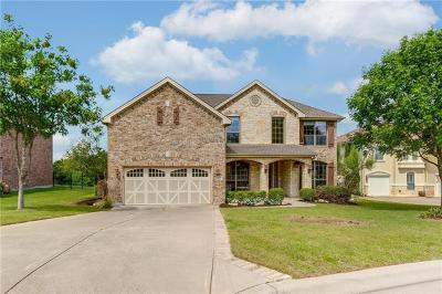 Travis County Single Family Home For Sale: 407 Aria Dr