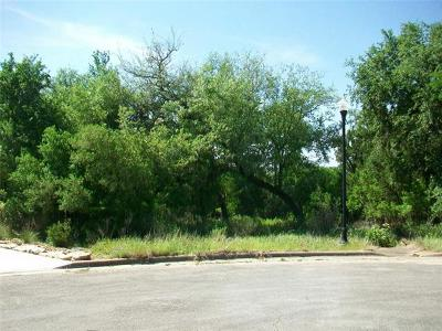 Hays County Residential Lots & Land For Sale: 105 Yaupon Ct