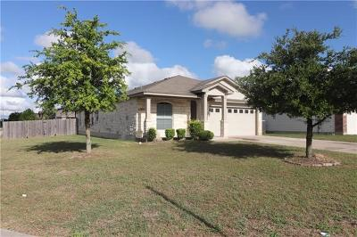 Hutto Rental For Rent: 201 Baldwin St