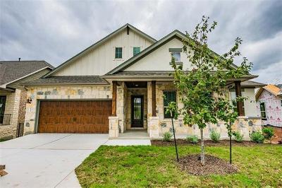 Hays County Single Family Home For Sale: 186 Summer Square Dr