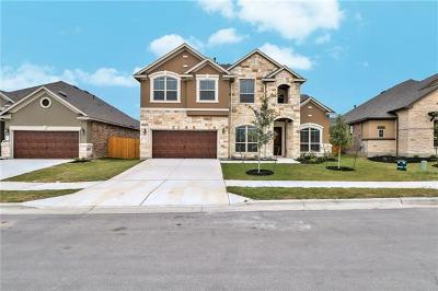 Hutto Single Family Home For Sale: 111 Skylark Ln
