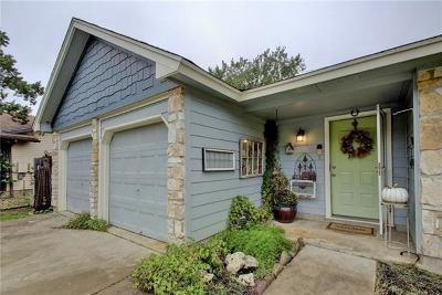 Austin Single Family Home For Sale: 3715 Cookstown Dr