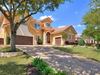 Steiner Ranch Single Family Home For Sale: 2404 Hunters Green Ct