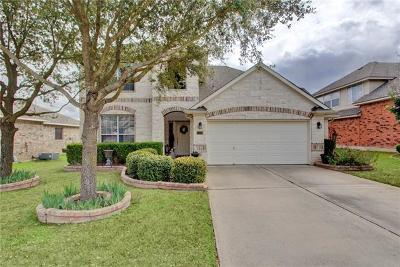 Pflugerville Single Family Home For Sale: 2109 Village View Loop