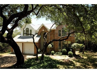 Travis County, Williamson County Single Family Home For Sale: 11501 Kempwood Dr