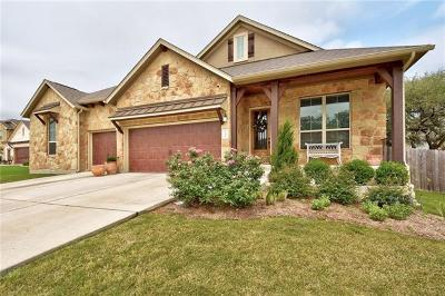 Dripping Springs Single Family Home Pending - Taking Backups: 128 Cats Eye Cv