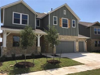 Hutto Single Family Home For Sale: 400 Hereford Loop