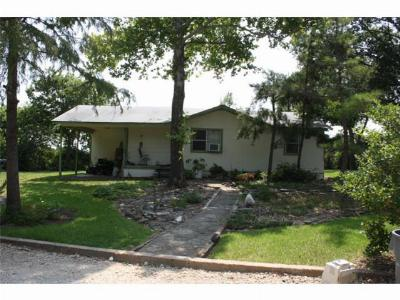 Georgetown Single Family Home For Sale: 2901 Fm 1460