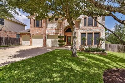 Round Rock Single Family Home For Sale: 3307 Luminoso Ln