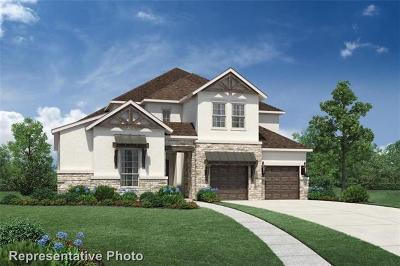 Leander Single Family Home For Sale: 1513 Da Vinci Trail