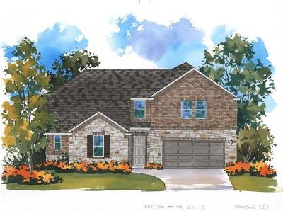 Pflugerville Single Family Home For Sale: 17708 Harbor Point Drive