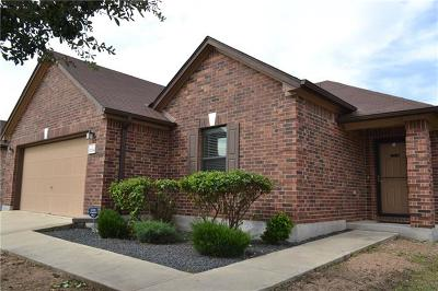 Round Rock Rental Active Contingent: 1124 Hyde Park Dr