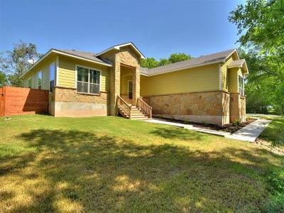 Bastrop Single Family Home For Sale: 192 W Kaanapali Ln