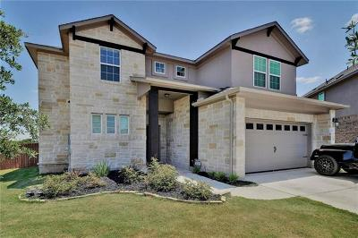 Leander Single Family Home For Sale: 401 Pecan Bayou Ct