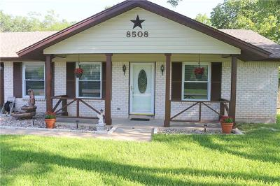 Single Family Home For Sale: 8508 Slant Oak Dr