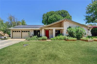 Single Family Home Pending - Taking Backups: 10606 Settlers Trl