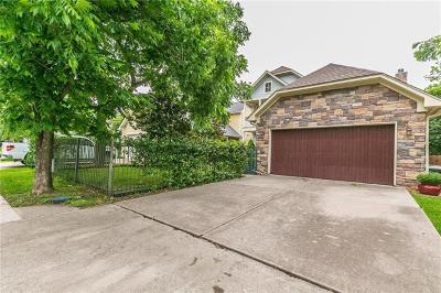 Austin Single Family Home For Sale: 4405 Marathon Blvd