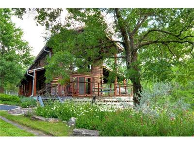 Spicewood Single Family Home For Sale: 26109 Wild River