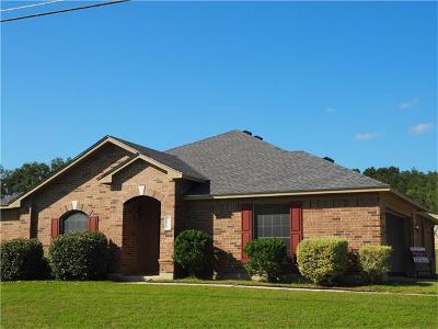 Buda Single Family Home For Sale: 508 Millington Ln