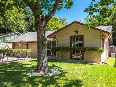 Austin Single Family Home For Sale: 4402 Dovemeadow Dr