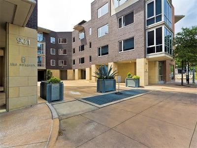 Travis County Condo/Townhouse For Sale: 901 W 9th St #317