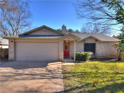 Austin Single Family Home Pending - Taking Backups: 11501 Hidden Quail Dr