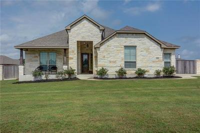 Bastrop County Single Family Home For Sale: 285 Chisholm Trl