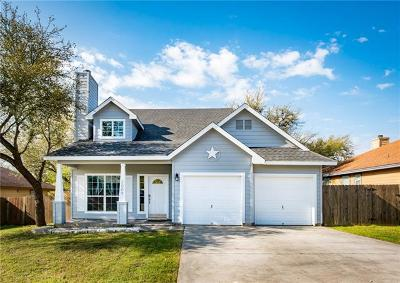 San Marcos Single Family Home For Sale: 2009 Meadow View Drive