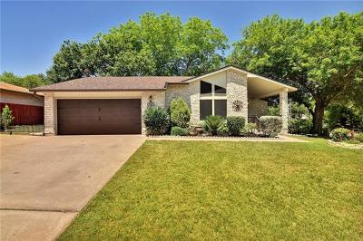 Pflugerville Single Family Home Pending - Taking Backups: 401 Greenway Dr