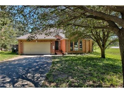 Leander Single Family Home For Sale: 810 Birch Brook Ln