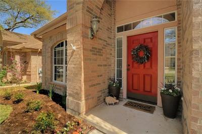 Round Rock Single Family Home For Sale: 2206 Shark Loop