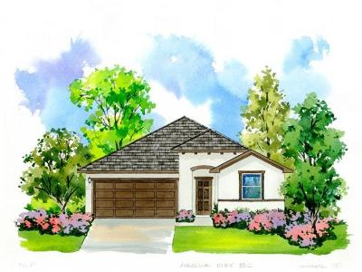 Leander Single Family Home For Sale: 545 Appalachian Trl