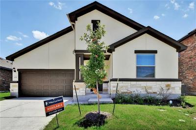 Leander TX Single Family Home For Sale: $252,990