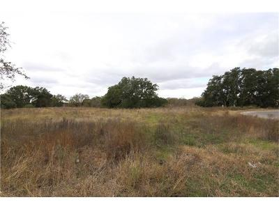 Georgetown Residential Lots & Land For Sale: 1011 Prairie Lily Place