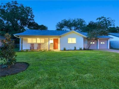 Hays County, Travis County, Williamson County Single Family Home For Sale: 2300 Remuda Trl
