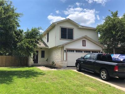 Leander Single Family Home Pending - Taking Backups: 2601 Greenlee Dr