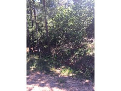 Bastrop TX Residential Lots & Land For Sale: $6,300