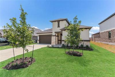 Round Rock Single Family Home For Sale: 7608 Lomardy Loop