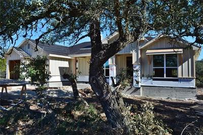 Canyon Lake Single Family Home For Sale: 128 Yucca Dr