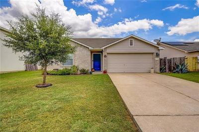 Hutto TX Single Family Home For Sale: $200,000