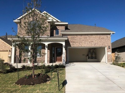 Georgetown Single Family Home For Sale: 2920 Rabbit Creek Dr