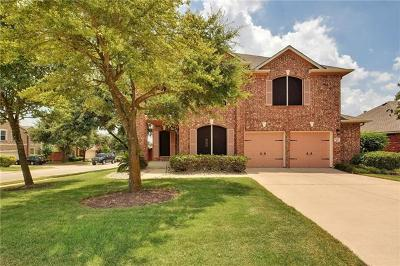 Pflugerville Single Family Home For Sale: 1713 Alison Ann Ct