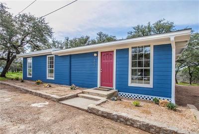 Burnet Single Family Home For Sale: 504 Laurel Ln