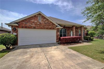 Pflugerville Single Family Home For Sale: 1509 Sweet Leaf Ln