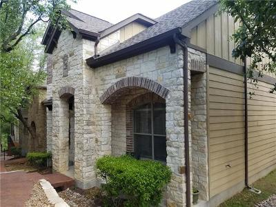 Cedar Park Condo/Townhouse For Sale: 11400 W Parmer Ln #56
