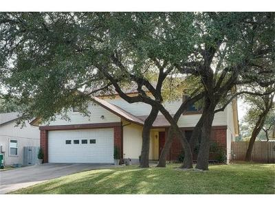 Cedar Park Single Family Home For Sale: 3307 Sweetgum Trce