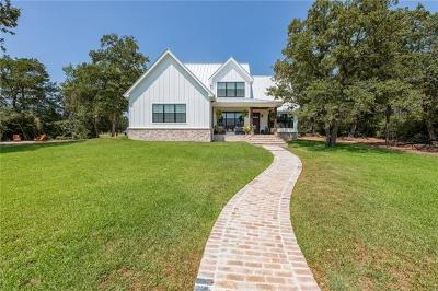 Giddings Single Family Home For Sale: 2125 County Road 217
