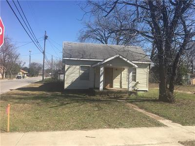 Killeen Multi Family Home For Sale: 708 N 16th St