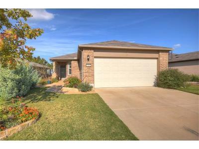 Single Family Home For Sale: 600 Salado Creek Ln