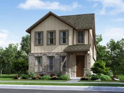 Round Rock Single Family Home For Sale: 2901 Harvester Ln